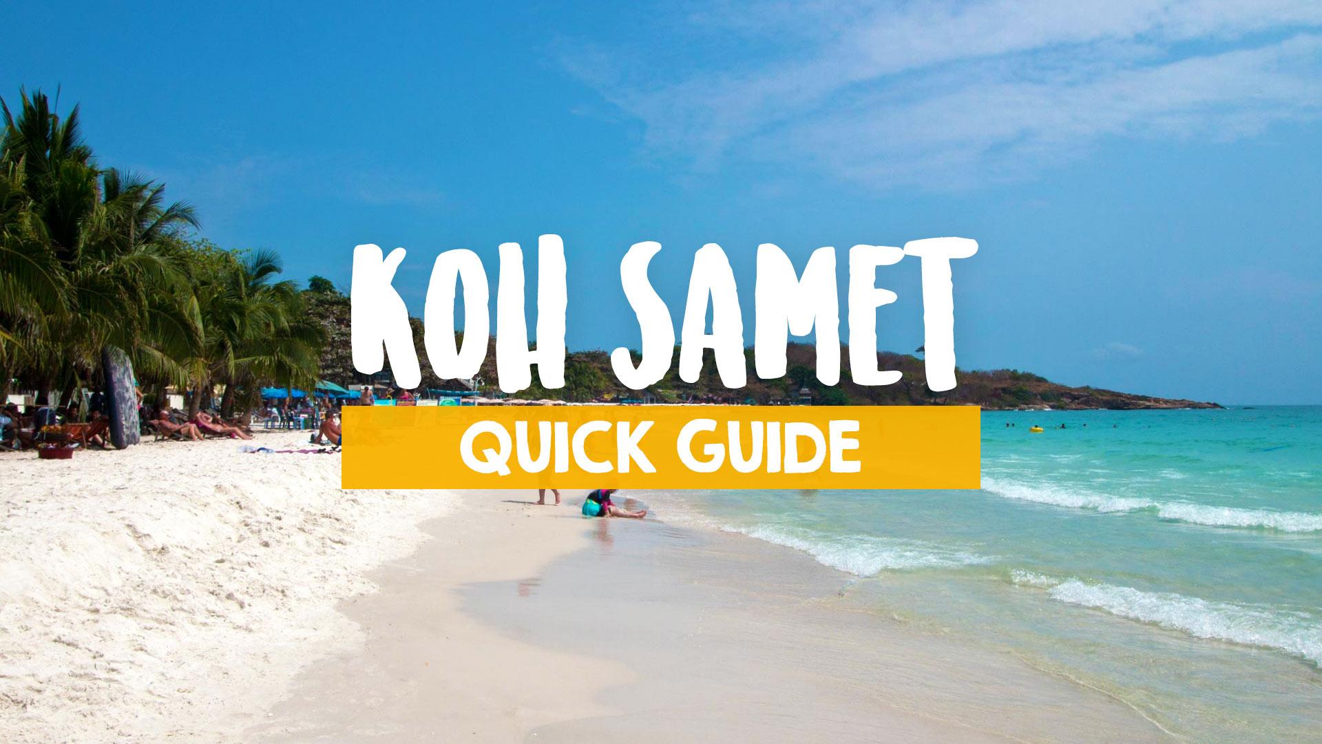 Best of Koh Samet, Thailand   The Digital Travellers