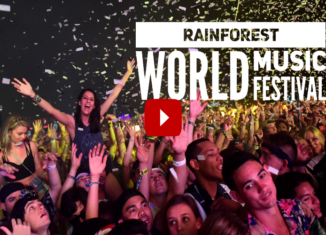 Rainforest World Music Festival 2018