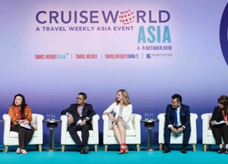 Asian cruise industry leaders