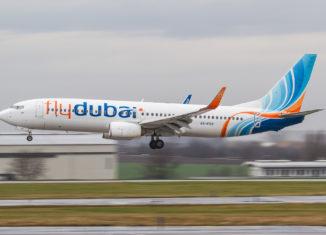 flydubai Tashkent flights