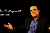 Naresh Rawal The Protagonist