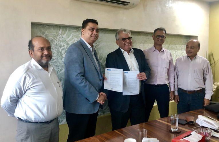 TAFI signs MoU with Canada Tourism