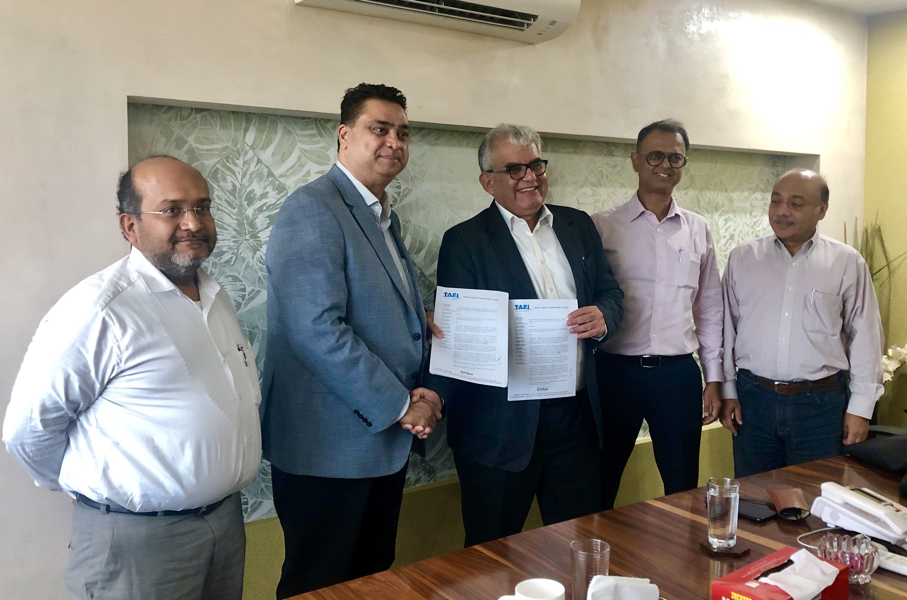 TAFI signs MoU with Canada Tourism