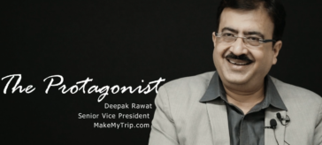 Deepak Rawat, Makemytrip, The Protagonist