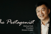 The Protagonist Michael Goh Dream Cruises