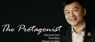 The Protagonist Michael Goh Dream Cruises
