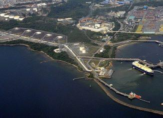 Malaysia cruise terminal