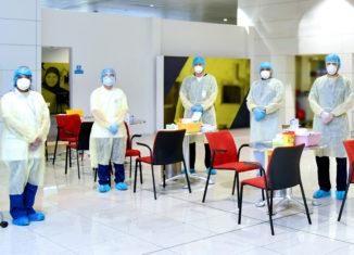Emirates Airlines Coronavirus