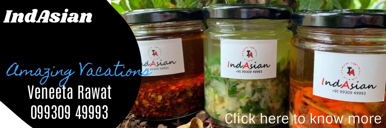 IndiAsian by Veneeta Rawat