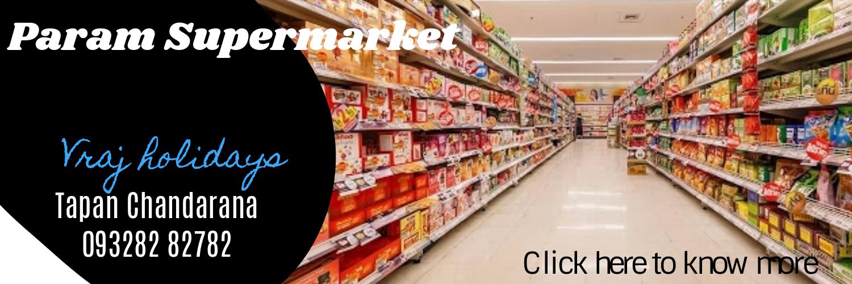Tapan Param Supermarket Rajkot