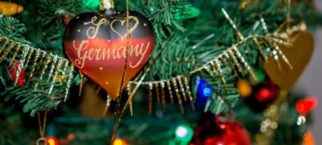 'Christmas sparkle' inspires virtual trips to Germany
