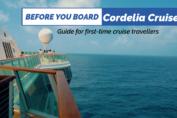 Cordelia Cruises bookings
